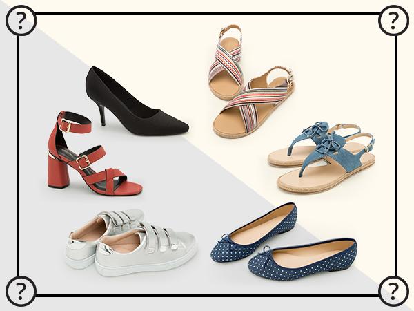 Ưu tiên những đôi giày tốt và có thể phối được với nhiều loại trang phục