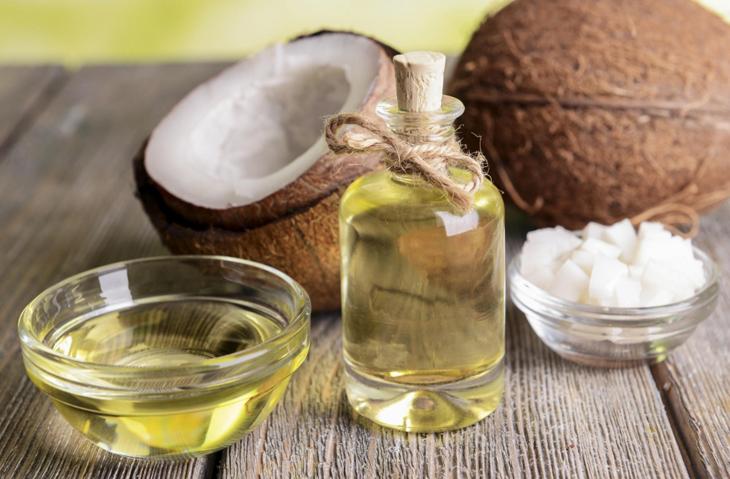 Dầu dừa là 1 trong 10 cách giảm cân hiệu quả nhất