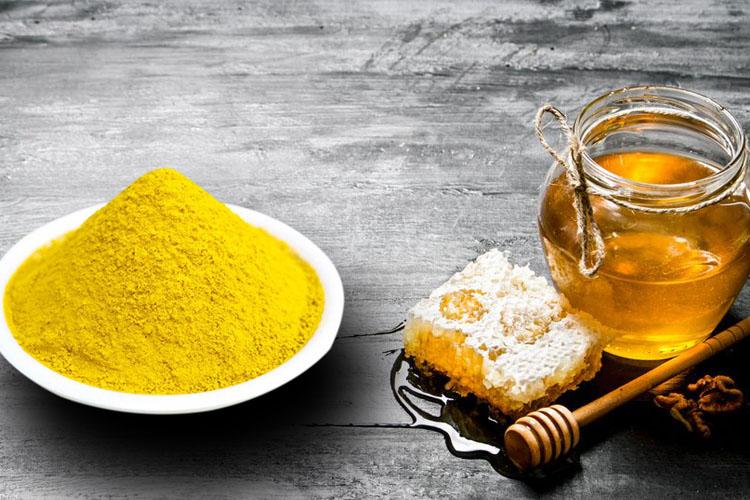 Mặt nạ mật ong và tinh bột nghệ tốt cho da bị nám