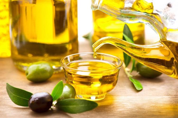 Dầu Olive tốt cho da mặt bị nám