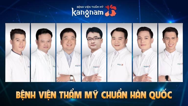 Bệnh viện thẩm mỹ Kangnam Nhấn mí uy tín