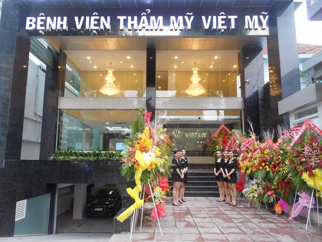 Bệnh viện thẩm mỹ Việt Mỹ (Ảnh: Internet)