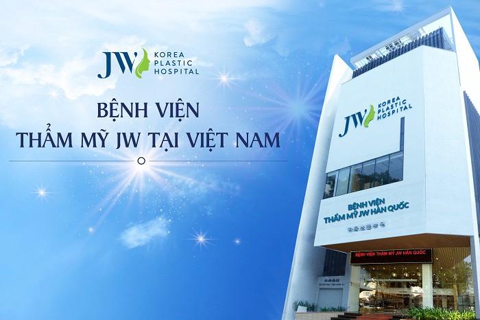 Bệnh Viện thẩm mỹ JW Hàn Quốc (Ảnh: Internet)