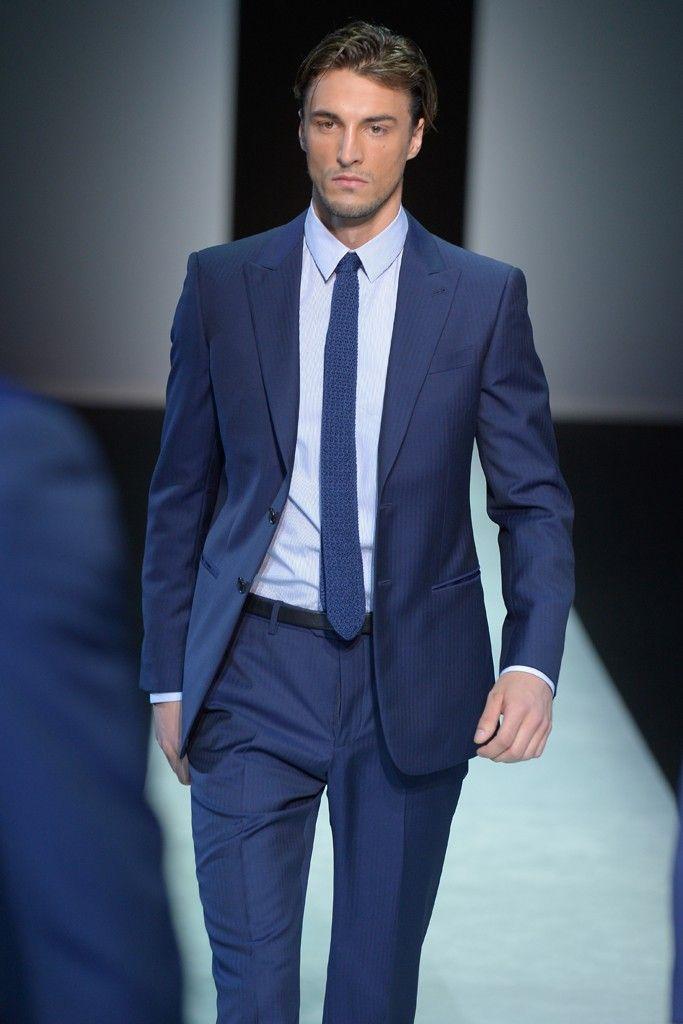 Suit nam của Giorgio Armani
