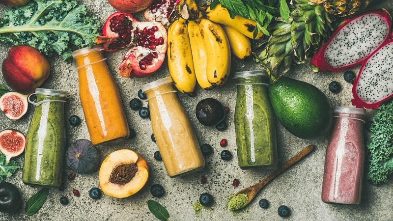 Bạn biết gì về phương pháp giảm mỡ bụng bằng sinh tố?