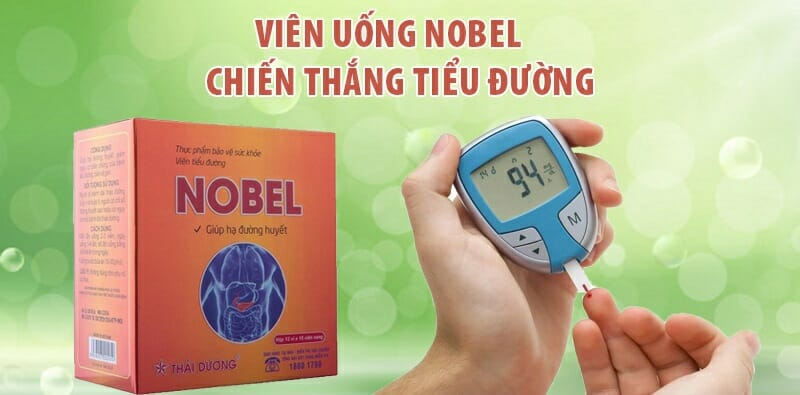 thuốc chữa bệnh tiểu đường mới nhất nobel