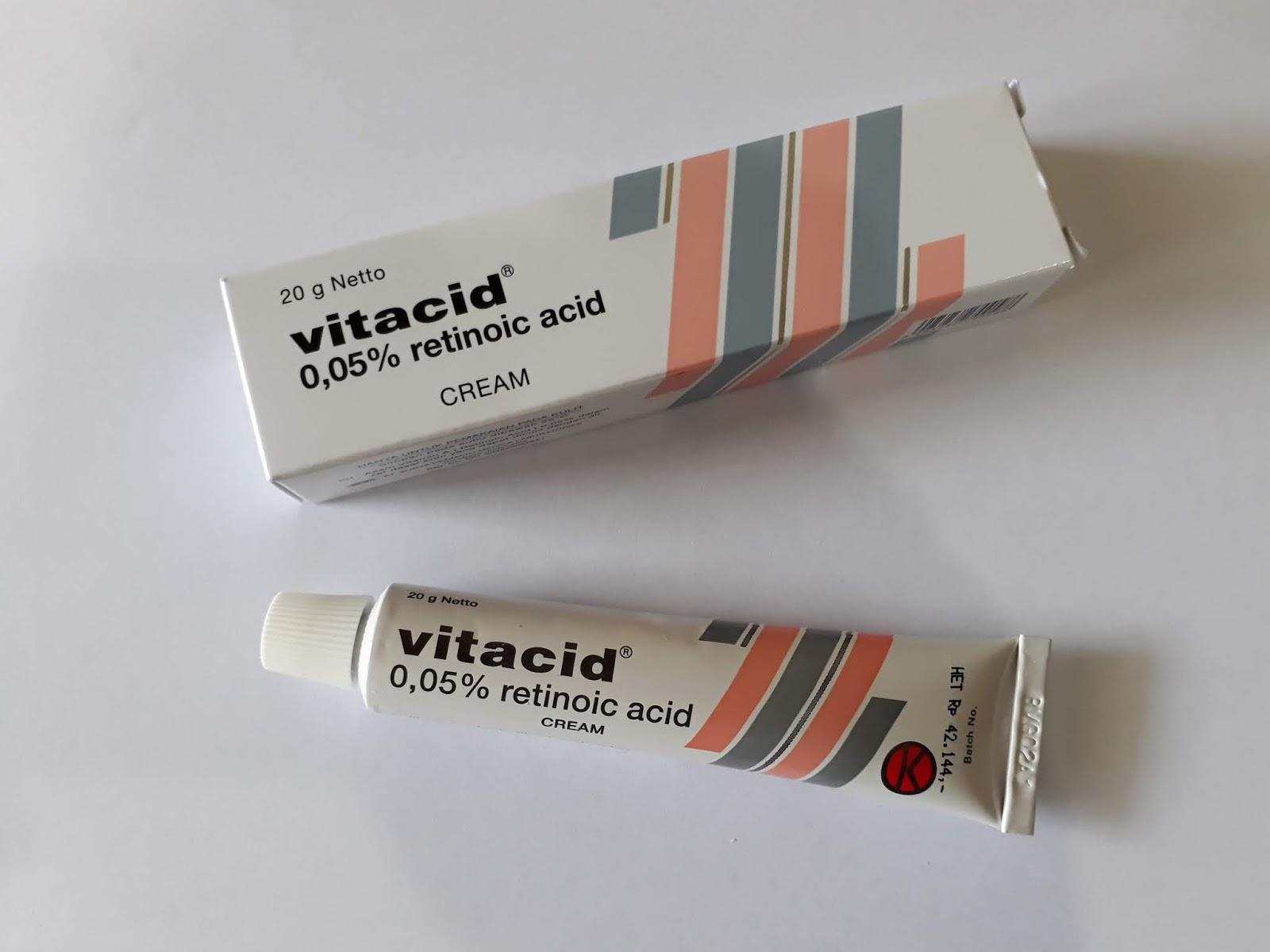 Thuốc điều trị nám da mặt axit retinoic
