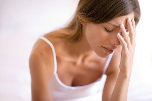 Stress cũng là một trong những nguyên nhân gây ra mụn đó nha!