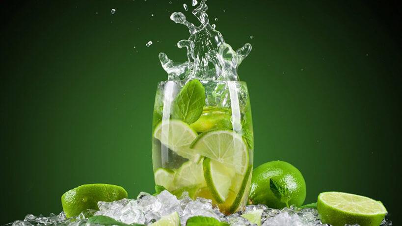 Nước chanh có tác dụng trị nám da mặt rất tốt