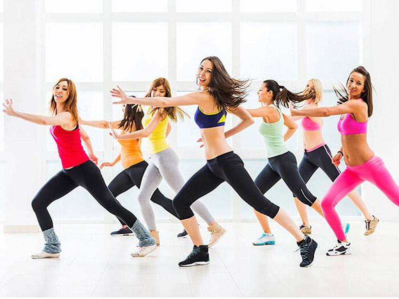 Tập Aerobic dành cho người năng động