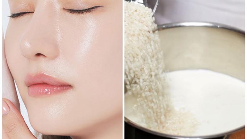 Hướng dẫn cách làm trắng da bằng nước vo gạo hiệu quả tại nhà