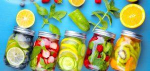 Giảm cân trong 2 tuần với 7 loại nước detox thần thánh