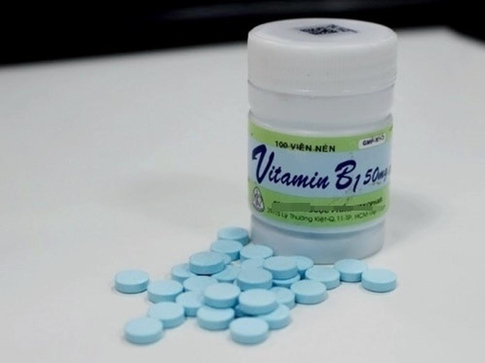 Vitamin b1 có khả năng dưỡng trắng rất thần kỳ