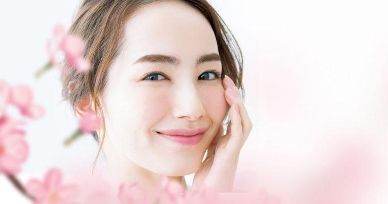 Da trắng sáng tự nhiên sau khi áp dụng cách làm trắng da bằng vitamin b1
