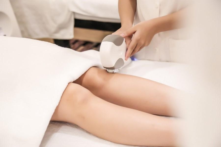 Sử dụng công nghệ mới giúp loại bỏ lông chân hiệu quả