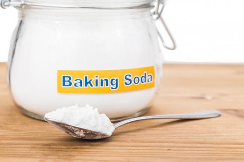 Không nên quá lạm dụng bột baking soda trong làm đẹp