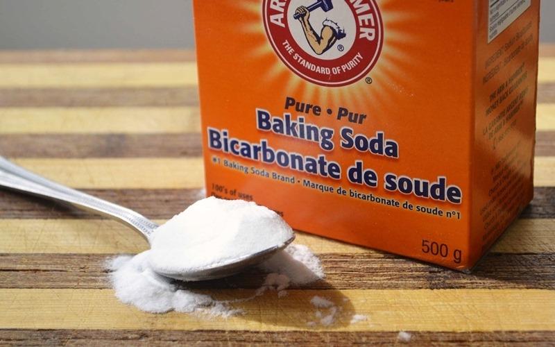 Bột baking soda có tính kiềm