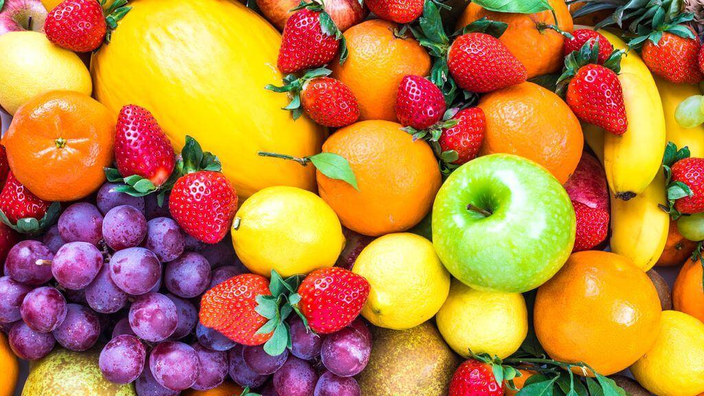 Hoa quả cung cấp các chất vitamin tốt cho cơ thể