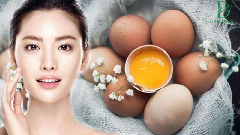 Đắp mặt nạ trứng gà không bị nổi mụn nếu đắp đúng cách