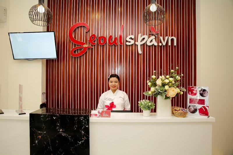 Chăm sóc da mặt chất lượng, uy tín tại Seoul Spa