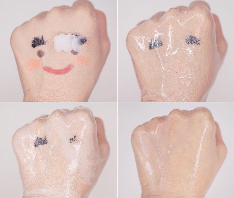Sáp tẩy trang làm sạch da nhẹ dịu