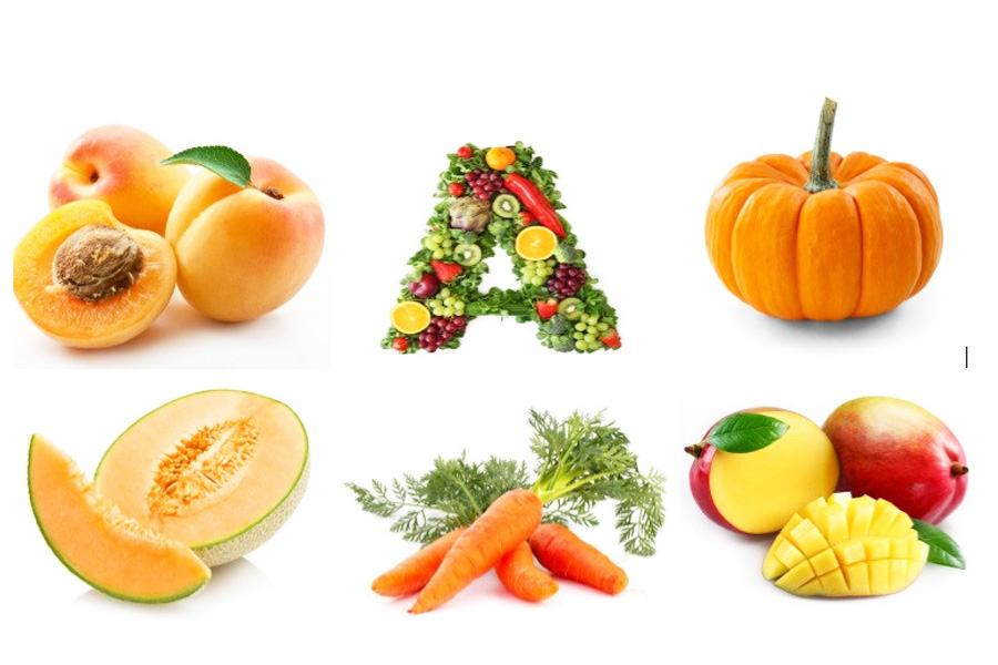 Ăn nhiều thực phẩm chứa vitamin
