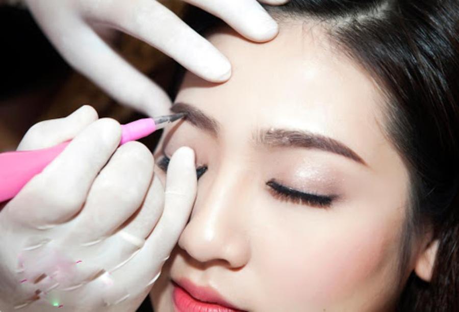 Dưới tác động của kim phun, làn da của bạn sẽ chịu những tổn thương nhất định
