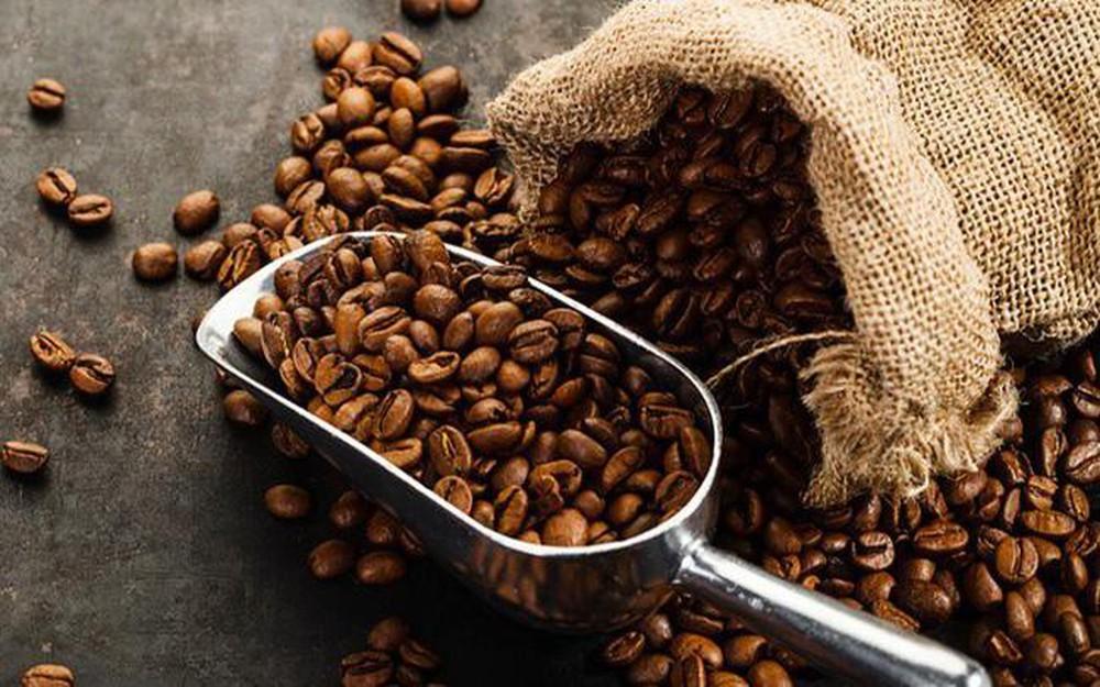 Thành phần chính trong sản phẩm là cà phê hạt