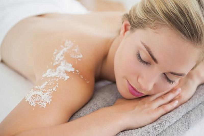 Dùng muối hột trong làm đẹp đặc biệt là chăm sóc làn da