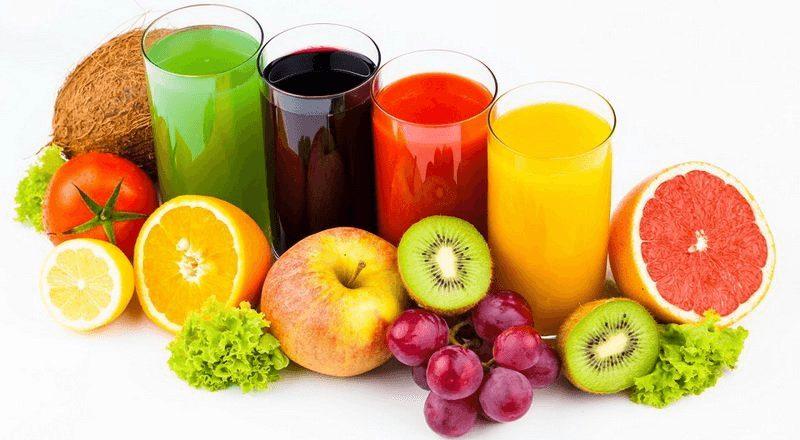 Nước ép trái cây giúp bạn no lâu và hỗ trợ giảm cân hiệu quả