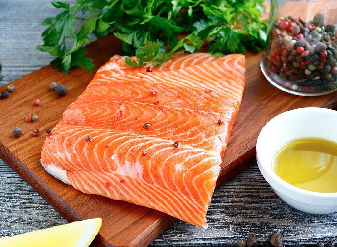 Cá chứa nhiều protein tốt cho cơ thể