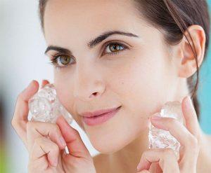 Cách giảm sưng viêm bằng đá lạnh vô cùng đơn giản để thực hiện tại nhà