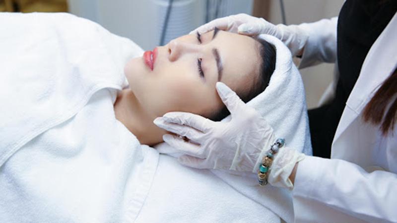 Công nghệ Elight giúp da mặt được triệt lông an toàn mà trắng sáng
