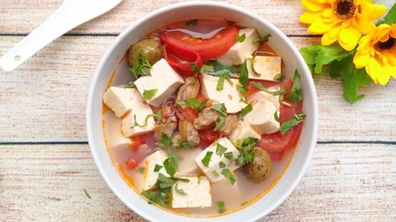 Có thể chế biến đậu phụ thành rất nhiều món ăn hấp dẫn
