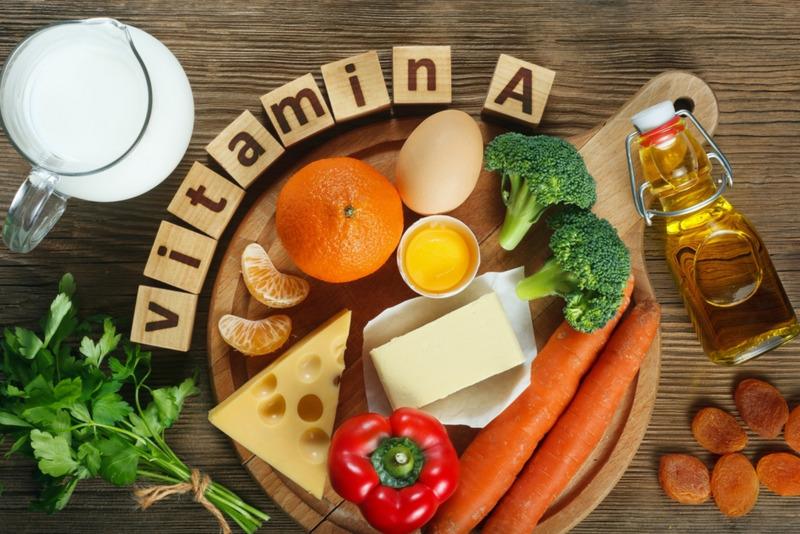 Bổ sung các vitamin cho cơ thể